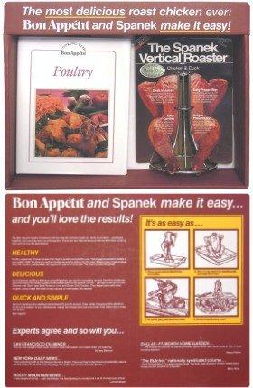 Image: The Spanek – Bon Appétit Combo