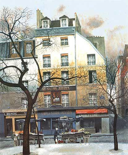 Image: Place de la Contrescarpe (Limited Edition)
