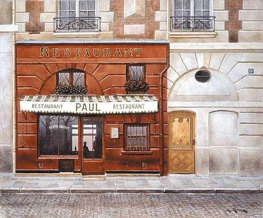 Image: Le Restaurant Paul (Limited Edition)