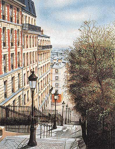 Image: Rue St. Victor (Limited Edition)