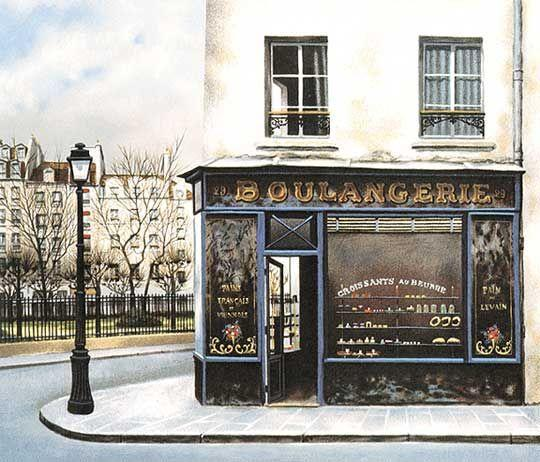 Image: Boulangerie du Square (Limited Edition)