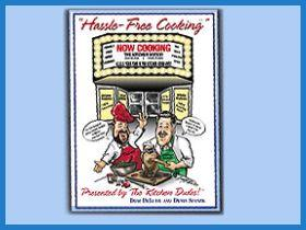Image: The Hassle-Free™ Cooking Cookbook