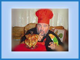 Image: Dom DeLuise: the secret of Hassle Free™ cooking